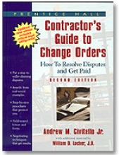 Image of Book - Contractor's Guide To Change Orders